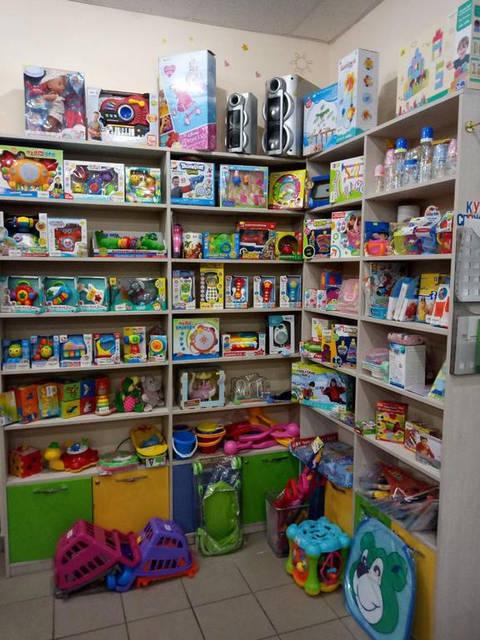 Наш детский зал  -1