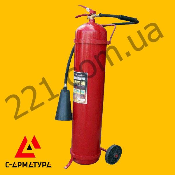 Огнетушитель углекислотный ОУ-40,ВВК-28