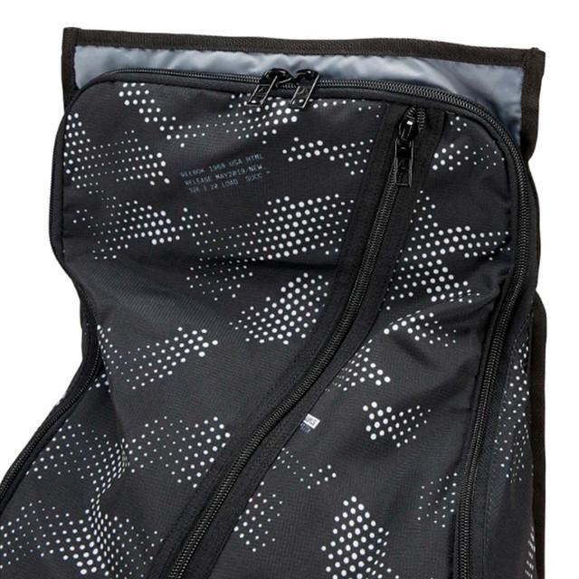 Рюкзак Reebok Act ENH GR BP M | фото дополнительной диагональной молнии