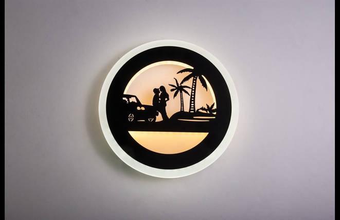 Светодиодный светильник накладной. 86785/220, фото 2