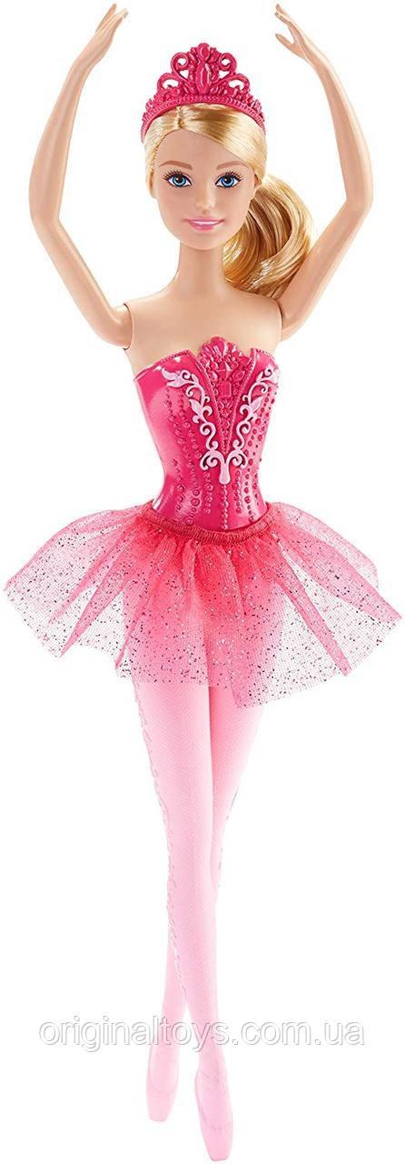 Кукла Барби Балерина Fairytale Ballerina DHM42