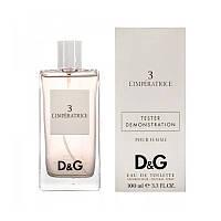 Тестер туалетная вода женская Dolce & Gabbana 3 L`Imperatrice, 100 ml