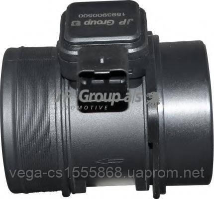 Расходомер воздуха JP group 1593900500 на Ford Focus / Форд Фокус