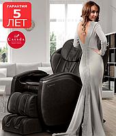 Массажное кресло Hilton 3 black
