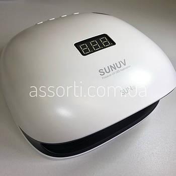 UV/LED Smart Nail Lamp 2.0 SUN 4, для сушки геля и гель лака, 48 вт ОРИГИНАЛ