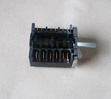 Переключатель 7-ми позиционный  EGO 46.25866.500