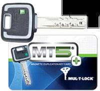 Нарезка ключей Mul -T- Lock МТ 5+