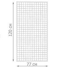 Торговая сетка стенд в рамке 77/120см профиль 15х15 мм  (от производителя оптом и в розницу)