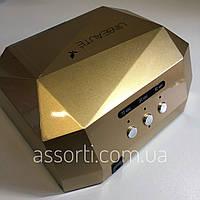LED+CCFL Lamp Diamond 36W для геля, гель-лака