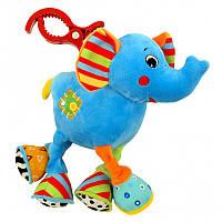 Плюшевая игрушка Baby Mix TE-8562A-20 Слоник (9249)