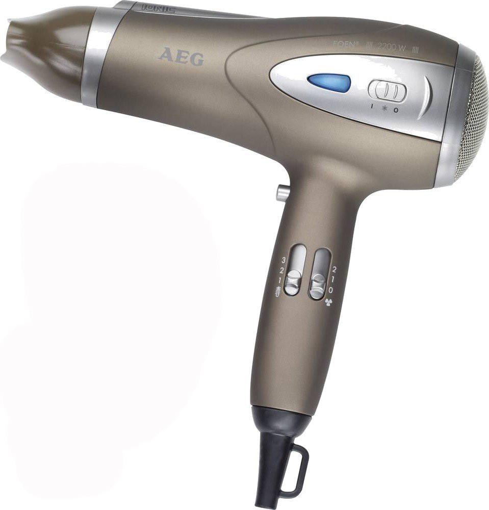 Фен/диффузор AEG HTD 5584 brown