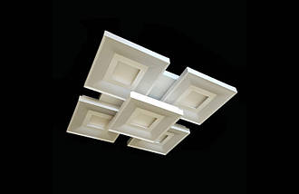 Светодиодная припотолочная люстра. Площадь освещения 16-20 кв.м9004/4+1, фото 3