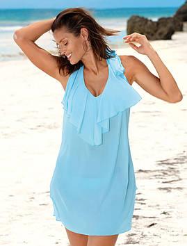M 515 ERIN пляжное платье с вырезом на спине (S-L в расцветках)