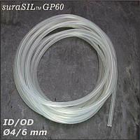 Трубка силиконовая suraSIL™ 4\6 мм