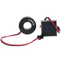 Индикатор амперметра голубой 100А ST897 BL
