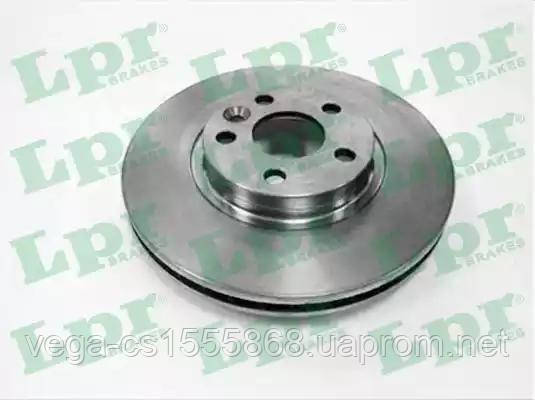 Тормозной диск LPR F1035V на Ford S-MAX / Форд С-Макс