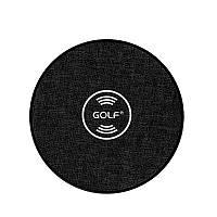 Беспроводное ЗУ Golf GF-WQ4 Black