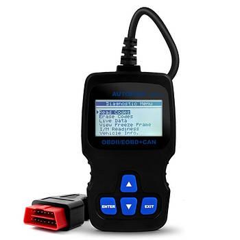 Диагностический сканер мультимарочный OBD Autophix OBDMATE OM123 автосканер бортовая диагностика ошибок