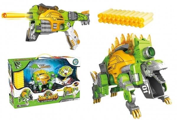Динобот-трансформер Dinobots Стегозавр SB375