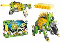 Динобот-трансформер Dinobots Стегозавр SB375 , фото 1