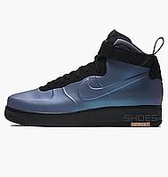 4163afbd Мужские кроссовки Nike AIR FORCE 1 FOAMPOSITE CUP Blue AH6771-002, оригинал