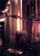 Термическая обработка: объемная калка