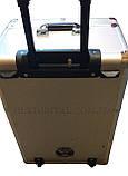 Стоматологічна установка P25 портативна з вбудованим компресором, скалером і ресивером., фото 7