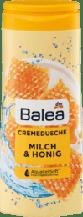 Гель для душу BALEA Dusche+Creme Milk&Honig
