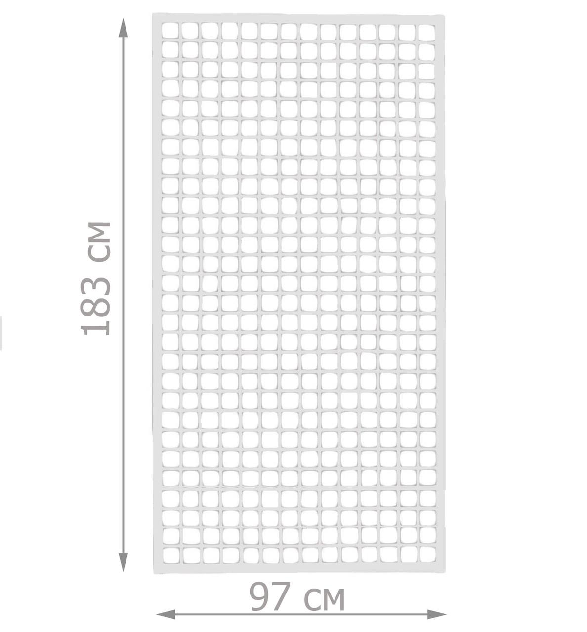 Торговая сетка стенд в рамке 97/183см (от производителя оптом и в розницу)