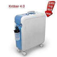 Концентратор кислорода Kröber 4.0 Premium (Германия), фото 1