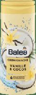 Гель для душа BALEA Dusche+Creme  Vanille und Cocos