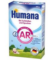 """Смесь сухая молочная """"Хумана AR"""" humana АР при срыгиваниях, 400г"""