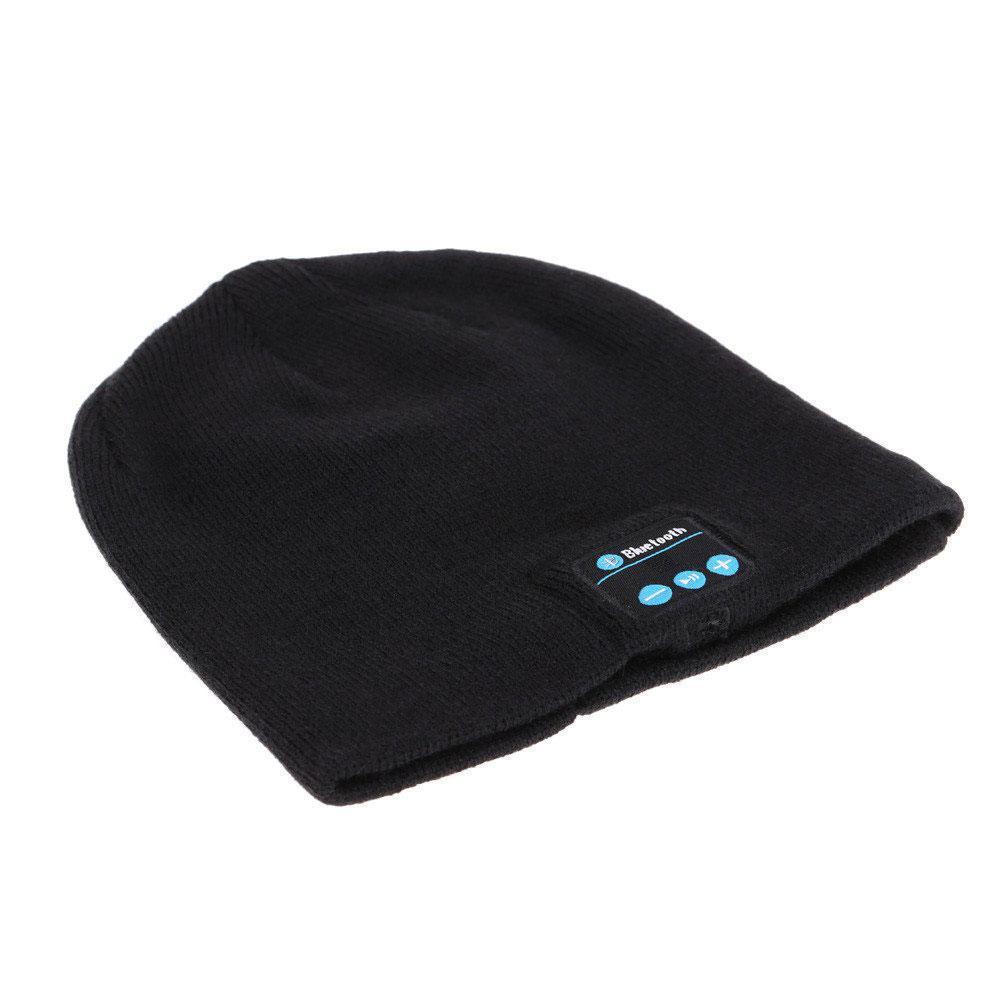 Шапка с Bluetooth гарнитурой Music Hat, с доставкой по Киеву и Украине
