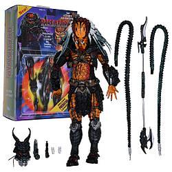 Хижак Лідер Клану - Predator Deluxe Clan Leader , NECA