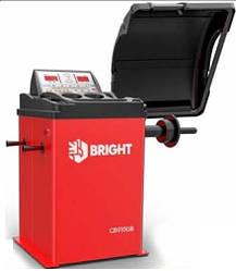 Балансировочный стенд BRIGHT CB910GBS 220V (вал d40)