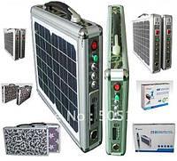Портативная переносная солнечная система 15W Solar Home System