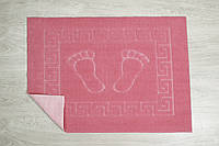Коврик для ванной Lotus - 45*65 ярко-розовый, фото 1
