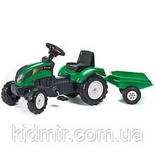 Трактор на педалях с прицепом Ranch Falk 2052A