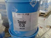 ТЕМАЛАК ФД 20 TVH 18л  алкідна фарба для даху