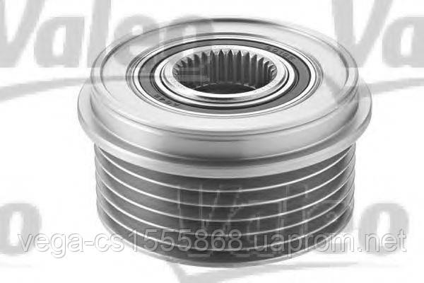 Муфта генератора Valeo 588065 на Ford Mondeo / Форд Мондео