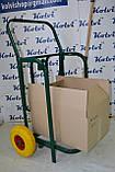 Візок на колесах для прибирання вулиць Kolvi ТК-250-90, фото 7