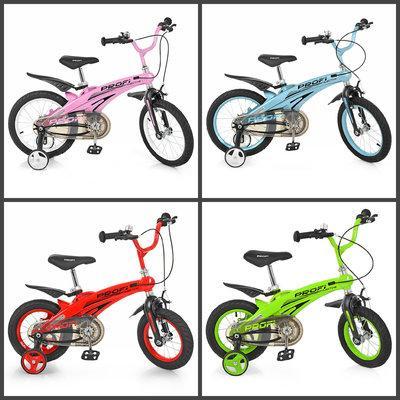 """Велосипед Profi 12"""" PROJEKTIVE LMG12125"""