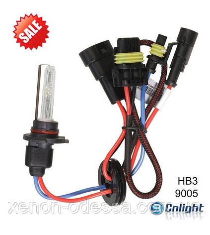 Лампа ксенон CNLight HB3 (9005) 6000K 35W, фото 2