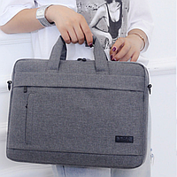 1d4f0f775f42 Сумка портфель для ноутбука чехол LMD Classic 15.6'' дюймов через плечо 3  цвета