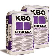 Litokol LITOFLEX PRO K80 белый 25 кг цементный клей для укладки керамики и камня