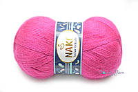 Nako Mohair Delicate, Фуксия №06141
