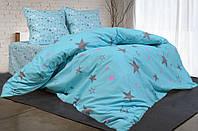 Евро постельное белье бязь голд - Весен звезд ночи