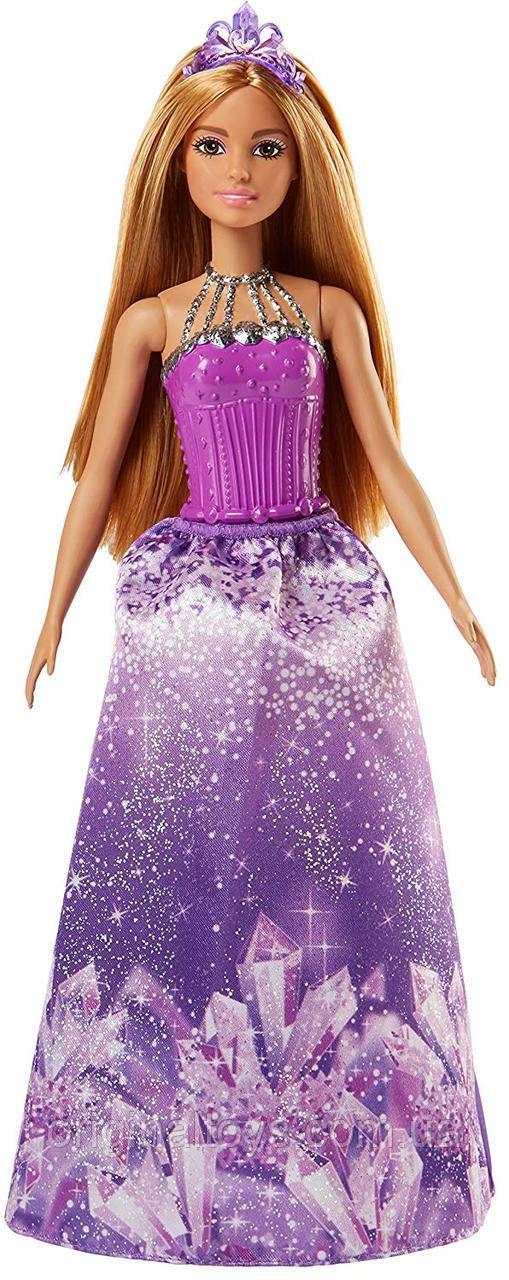 Кукла Барби Принцесса Дримтопия Barbie Dreamtopia Sparkle Mountain Princess Mattel FJC97