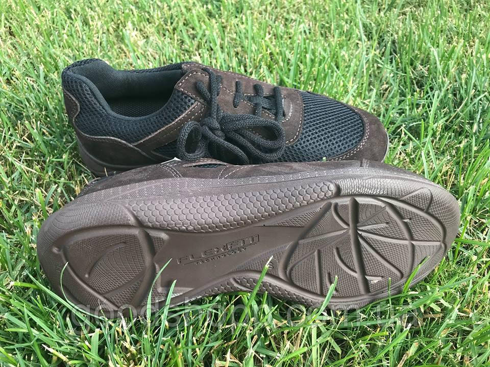1cea15eab7c094 Літні тактичні кросівки Нубук Чорні сітка, цена 880 грн., купить в  Хмельницком — Prom.ua (ID#920138619)
