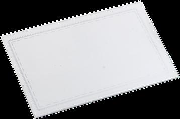Ідентифікатор горизонтальний (кліп+шпилька), 90х55мм